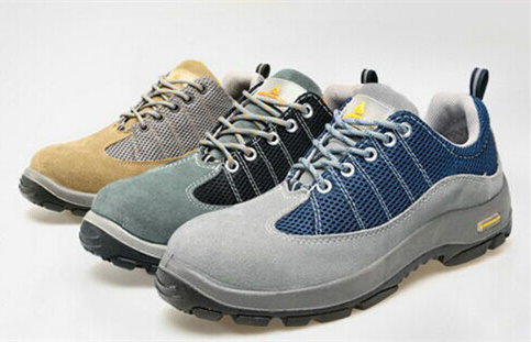 代尔塔301322轻便透气安全鞋