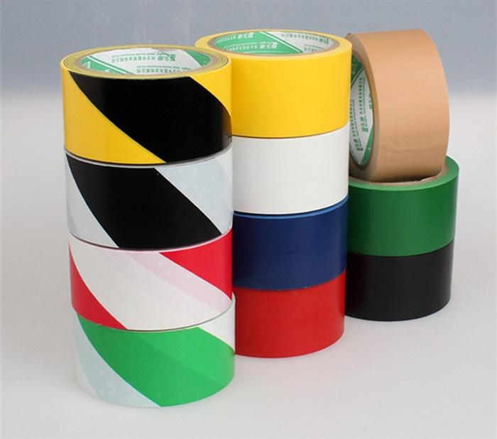 警示胶带 斑马胶带 贴地胶带